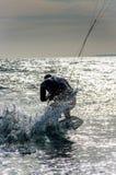 kiter Στοκ φωτογραφία με δικαίωμα ελεύθερης χρήσης