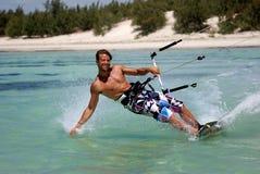 Free Kiter In Madagascar Wind Royalty Free Stock Photo - 13079275