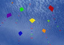 Kites Royalty Free Stock Images
