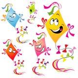 Kites Royalty Free Stock Image