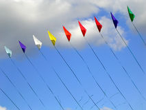 Kites Royalty Free Stock Photos