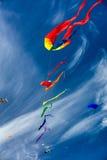 kites imagem de stock
