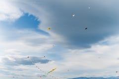 kites imagens de stock