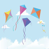 Kites Royalty Free Stock Image