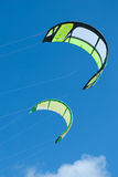 Kites on air Royalty Free Stock Images