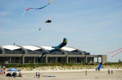 Kites Festival Wildwood, New Jersey Royalty Free Stock Image