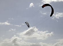 Kites and Kite Surfing Stock Photos