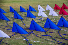 Kites in Thailand stlye Royalty Free Stock Images