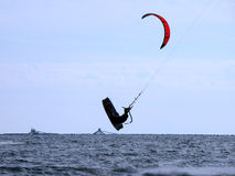 Kitesurf Royalty Free Stock Photos