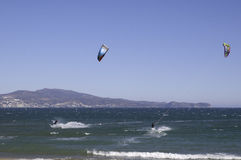Kitesurf Stock Images