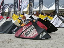 Kitesurf Imagens de Stock Royalty Free