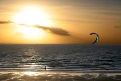 Kitesurf Stock Image