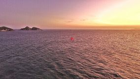 Kitesurf Fotografia de Stock Royalty Free