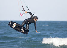 Kitesurf I Royalty Free Stock Photo