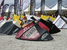 Kitesurf royalty free stock photo
