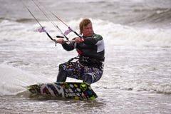 Kitesurf Worldcup 2010 Royalty Free Stock Photos