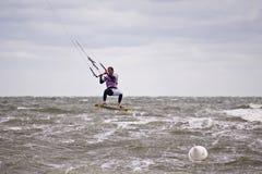 Kitesurf Worldcup 2010 Stock Photography