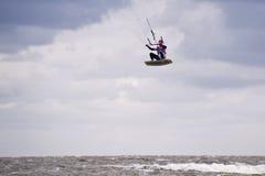 Kitesurf Worldcup 2010 Stock Images