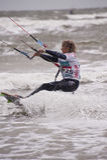Kitesurf Worldcup 2010 Royalty Free Stock Image