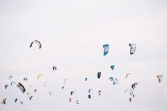 Kitesurf Worldcup 2010 Imagem de Stock Royalty Free