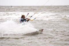 Kitesurf Worldcup 2010 Zdjęcie Stock