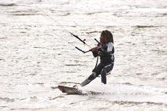 Kitesurf Worldcup 2010 Foto de Stock Royalty Free