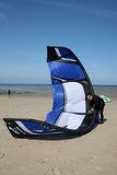 Kitesurfer Royalty Free Stock Photos