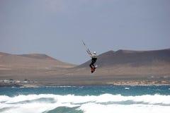 Kitesurfer fotos de stock