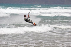 Kitesurfer Stock Photos