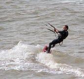 Kitesurfer 库存图片