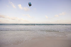 Kitesurfer photos stock