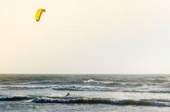 Kitesurfer Stock Photo