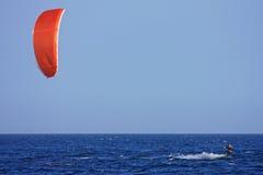 Kitesurfer Obraz Stock