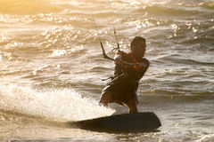 Kitesurfer Stock Photography