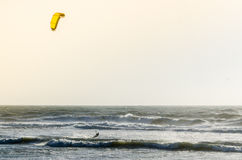 Kitesurfer Stock Photo