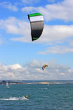 Kitesurfer Royalty Free Stock Photo
