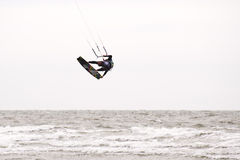 Kitesurfer Royalty Free Stock Images