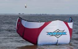 Kitesurfers Стоковое Фото