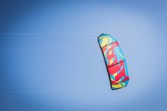 Kitesurfing设备 库存图片