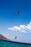 Kitesurfing Stock Photos