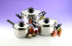 Kithen pot Stock Images