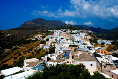 Kithira island in Aegean sea i Stock Photos
