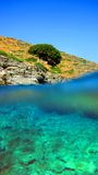Kithnos island Royalty Free Stock Images