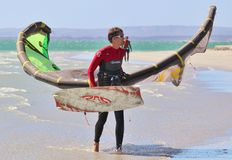 Kiting, Water Sports, Hobby, Fly Stock Images