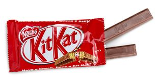 Kitkat Стоковая Фотография