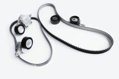 Kits de ceinture de moteur de véhicule Images stock