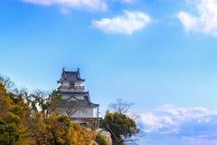 Kitsuki Oita prefektur, Japan-12 Januari: Ingången till Kitsuki Arkivbilder