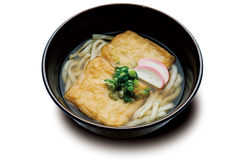 Kitsune udon Royalty Free Stock Photo