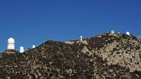 Kitt Peak National Observatory Stock Photo