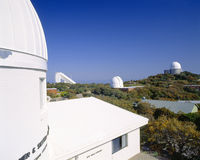 Kitt Peak National Observatory, Arizona Royalty Free Stock Photography
